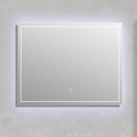 Miroir LED - Anti-buée