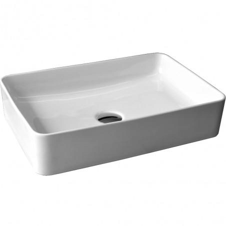 Vasque à poser en céramique