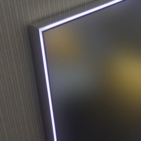 Miroir lumineux - Cadre LED