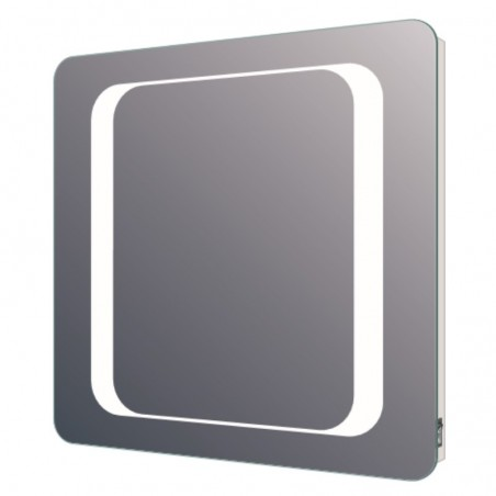 Miroir lumineux - Façade LED