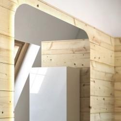 Miroirs lumineux LED (grand ou petit) | Salle de bain