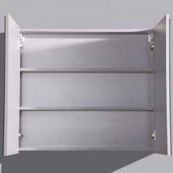meuble miroir 2 ou 3 portes armoire de salle de bain salle de bain. Black Bedroom Furniture Sets. Home Design Ideas