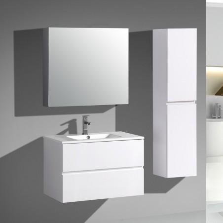 Ensemble Trinité 80 cm | Blanc