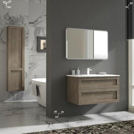 Ensemble meuble de salle de bain | Stilos
