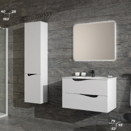 Ensemble meuble de salle de bain | Newline
