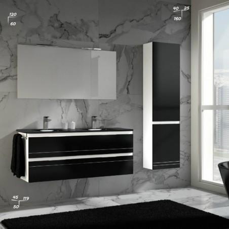 Ensemble meuble de salle de bain | Newritz