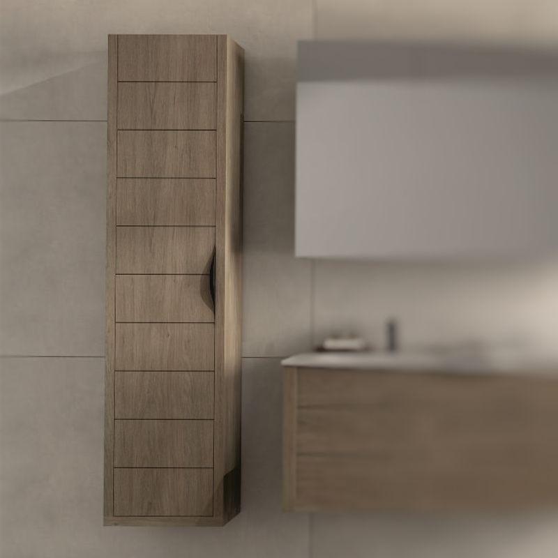 colonne 2 portes meuble de salle de bain salle de bain. Black Bedroom Furniture Sets. Home Design Ideas