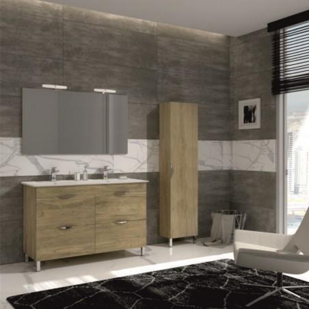 Ensemble meuble de salle de bain | Real